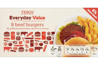 tesco-everyday-value-burgers