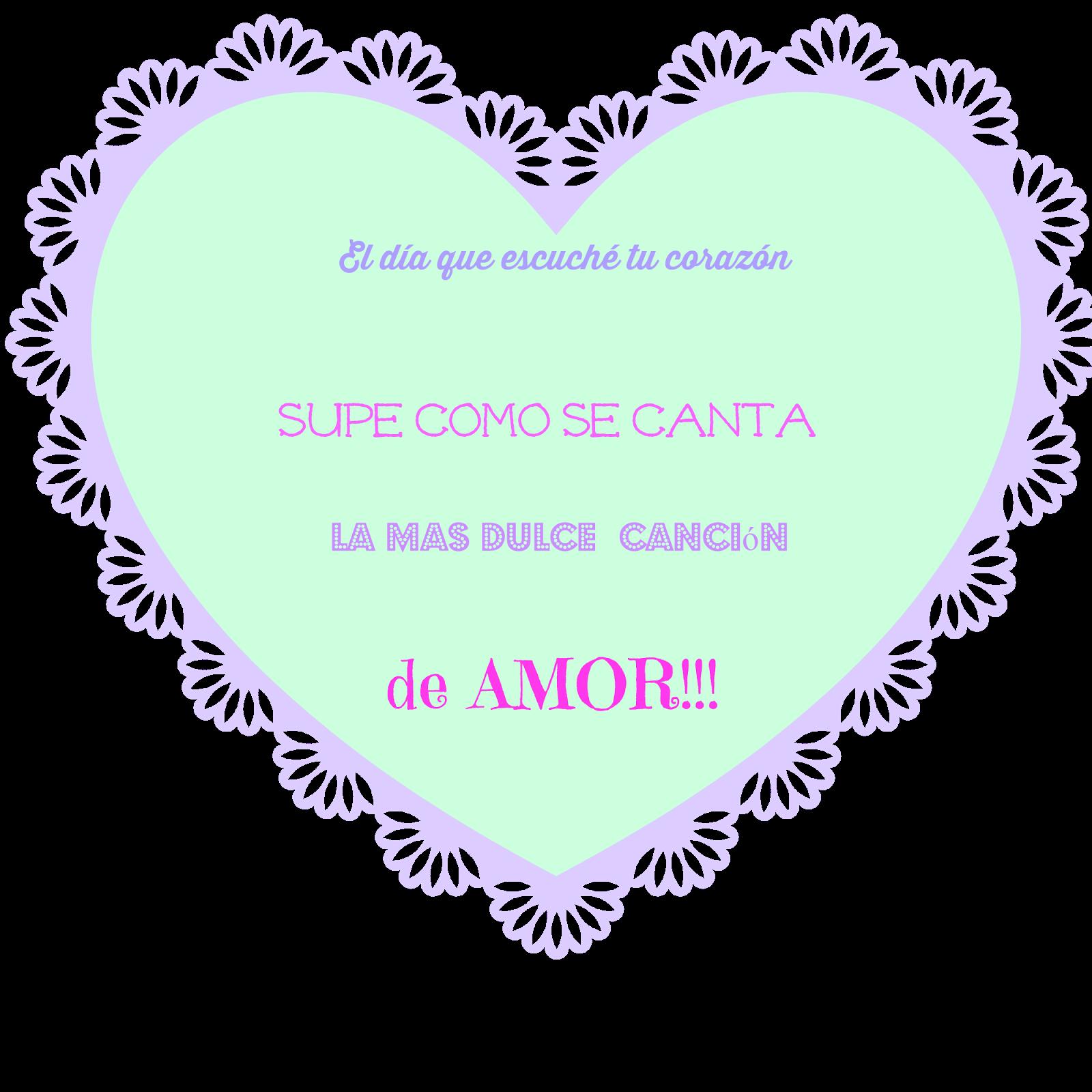 Canción de amor  -  http://laveradonna.blogspot.com.es/