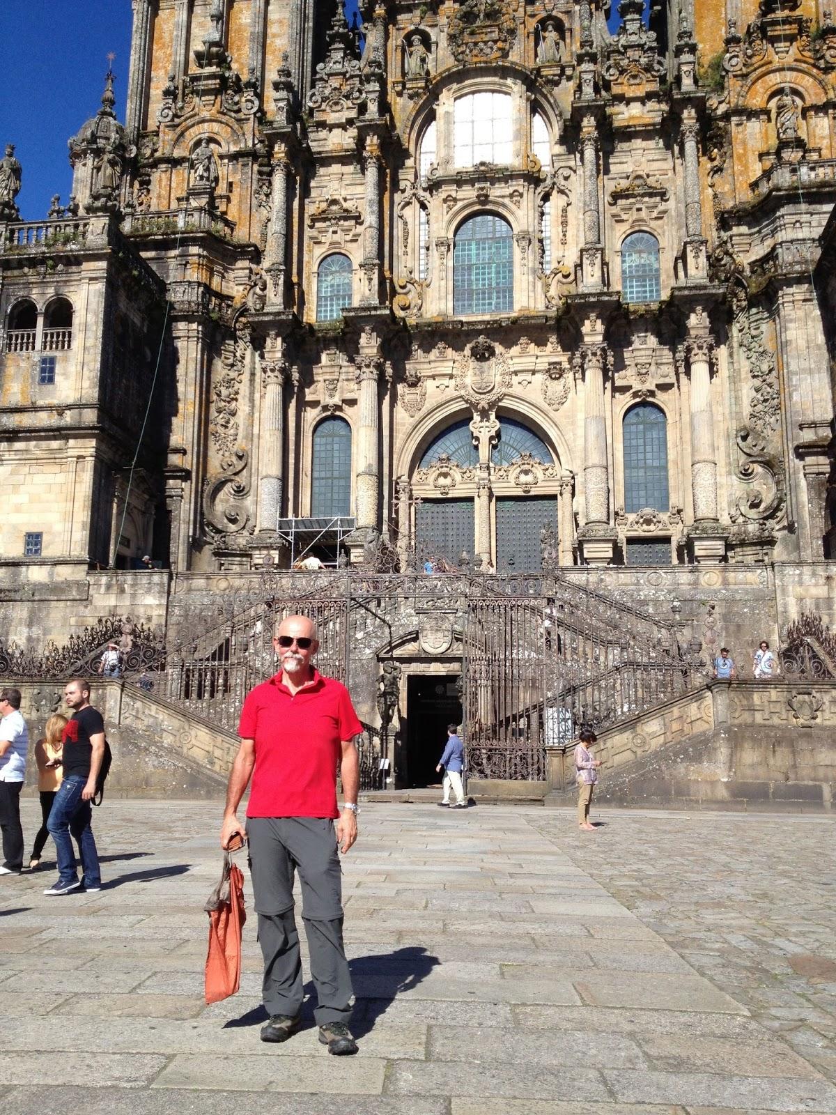 Dag 28 28 juni 2013 dag 3 verblijf in santiago de compostela avontuur naar santiago de - Verblijf kathedraal ...
