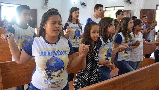 Juventude Missionária, nove anos de evangelização na Diocese de Crato
