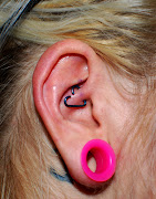 Niobium heart daith piercing · Email ThisBlogThis!