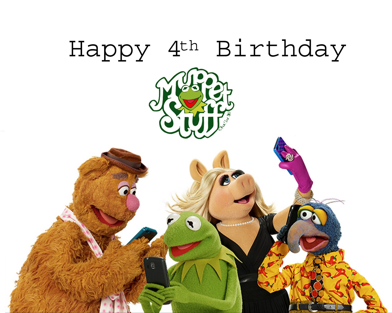 Muppet Stuff Turns 4! | Muppet Stuff