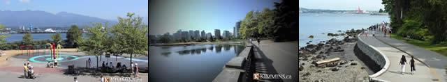 Stanley Park -  Vancouver, Canadá