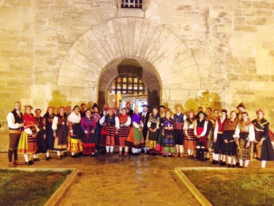 DON SANCHO. Difusión de la Cultura Tradicional de Zamora ... - photo#42