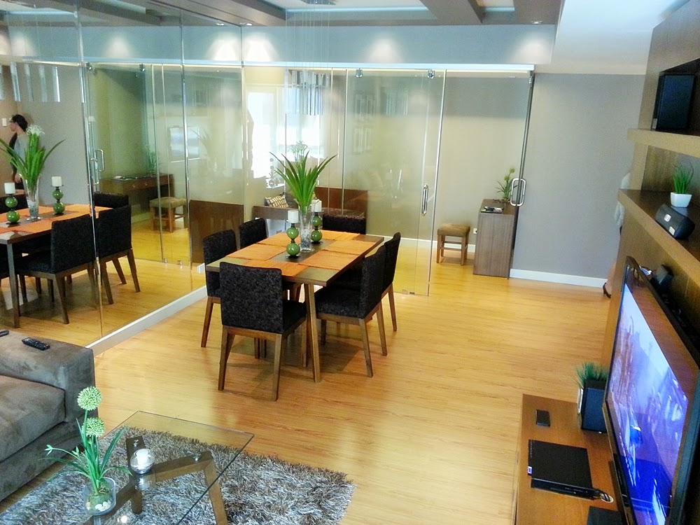 For Sale By Owner: Ready for Occupancy Fully Furnished 1 Bedroom with Den Condo in Pasig