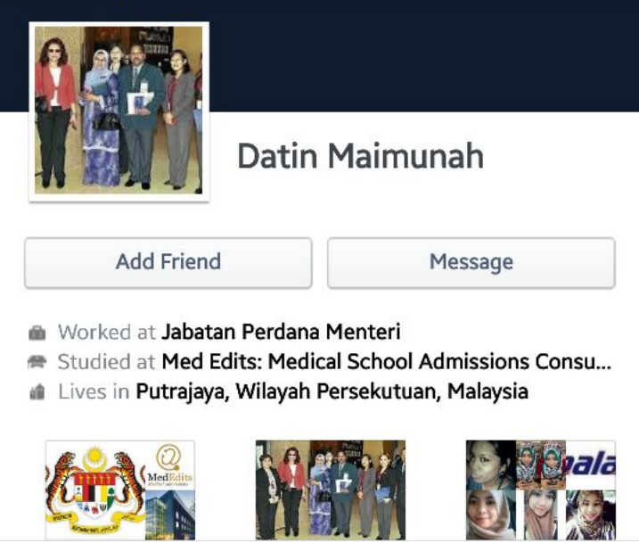 Datin Maimunah