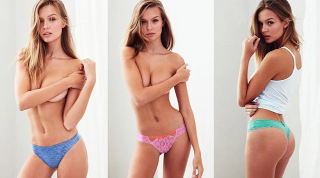 Josephine Skriver  Το ρομαντικό «αγγελάκι» της Victoria s Secret ... 4d9008da810