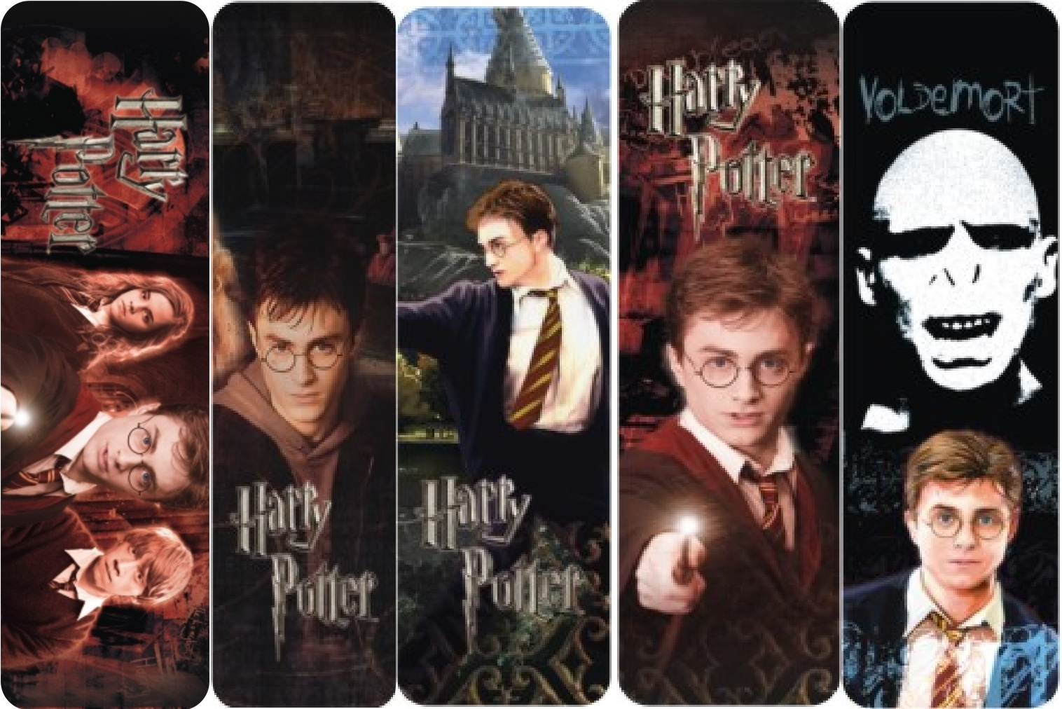 Harry Potter Bookmarks : Bookmark archives harry potter