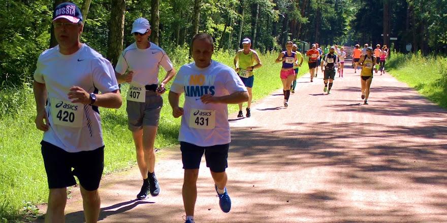 V Мещерский марафон - 4 июля 2015 - фото