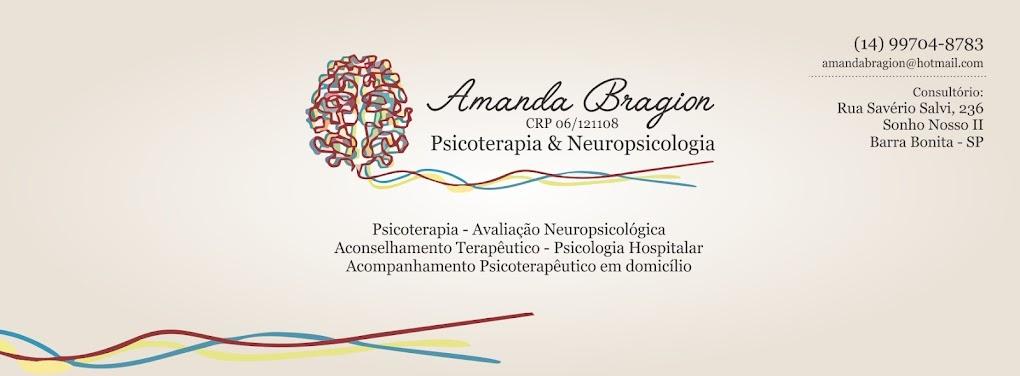Amanda Bragion Psicologia e Neuropsicologia