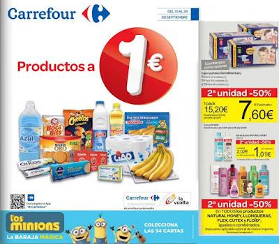 Ofertas Carrefour 10 al 24 Septiembre 2015