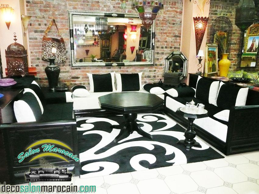 salon marocain maghreb 2015 2016 - Decoration Salon Marocain Moderne 2016