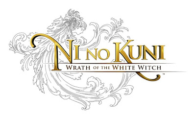 Ni No Kuni: Wrath Of The White Witch Logo - We Know Gamers