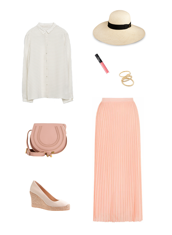 currently loving | blushing