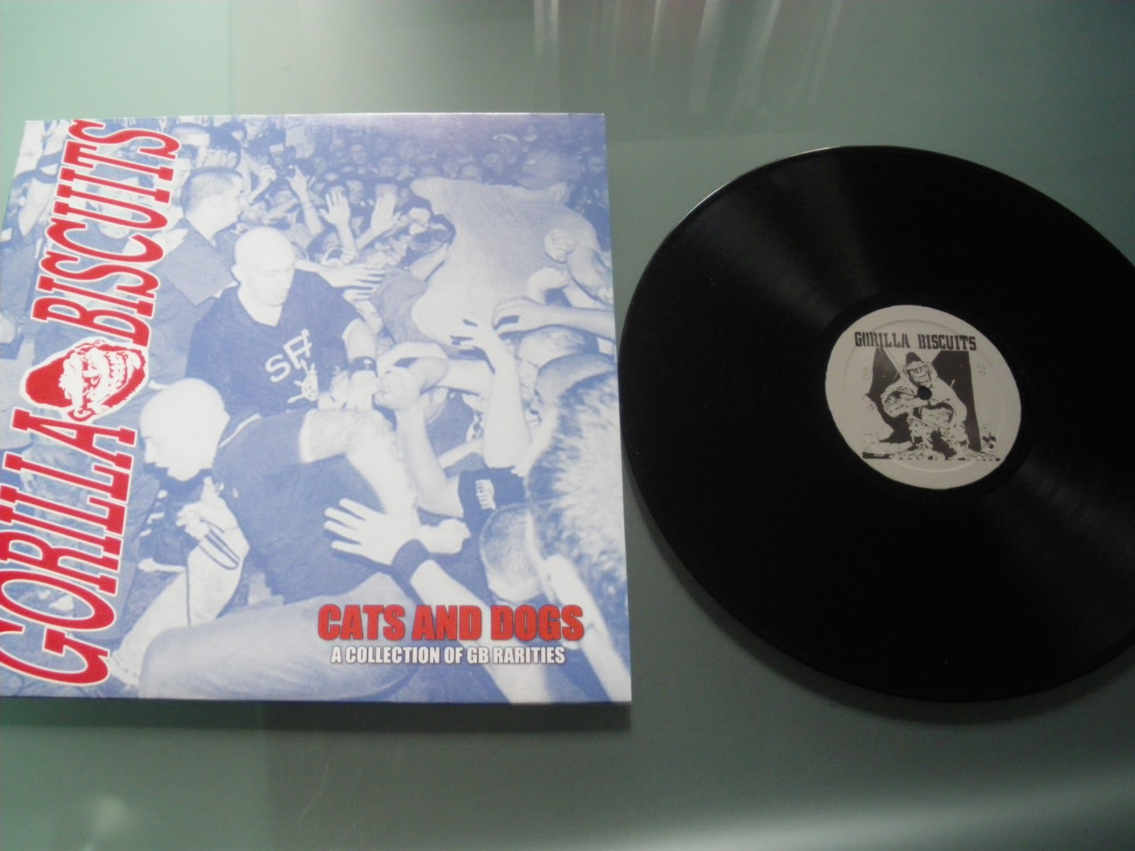 Gorilla Biscuits Cats And Dogs