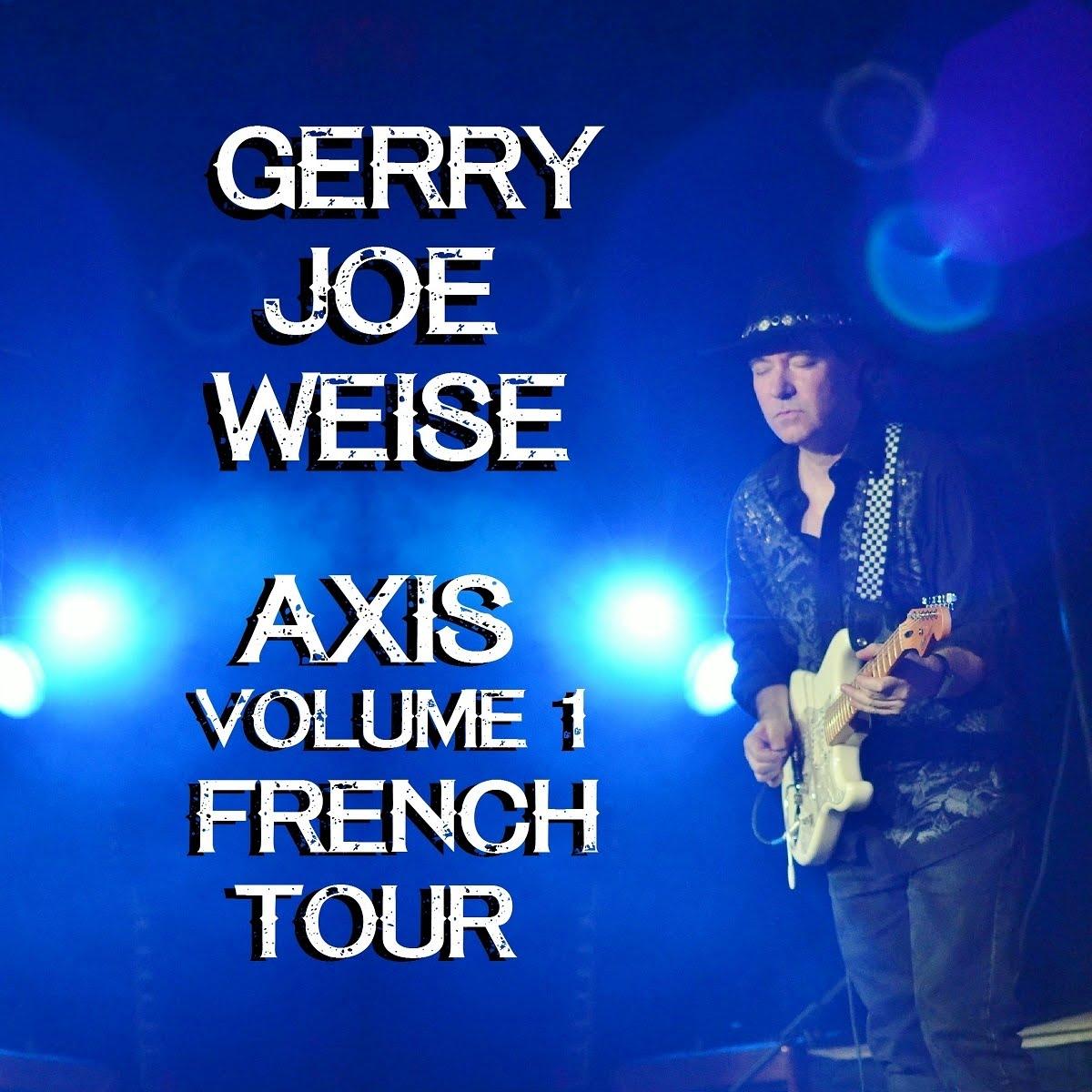 Axis Volume 1 French Tour, 2019 album