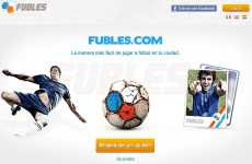 Fubles red social de fútbol, Fubles comunidad virtual de fútbol