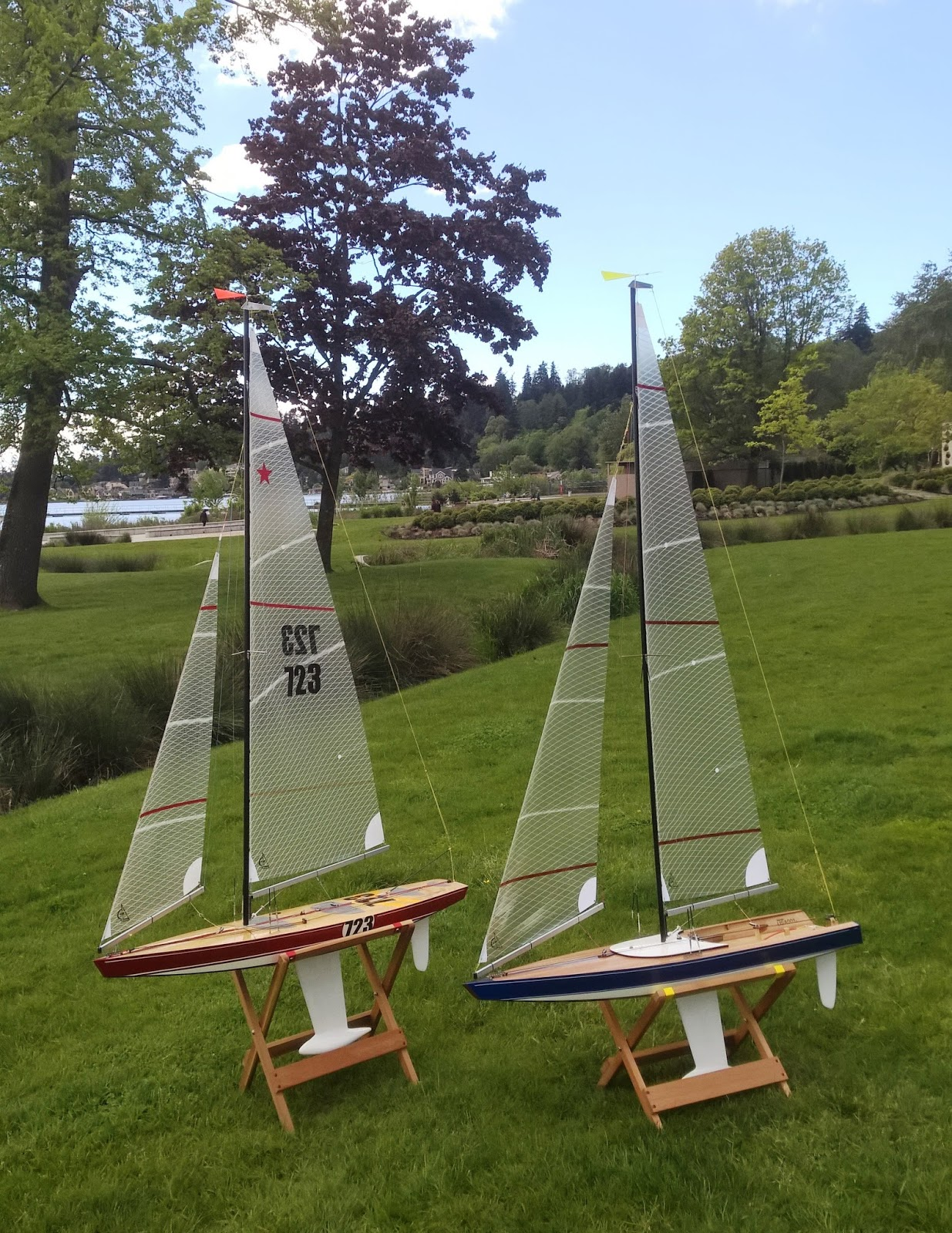 how to make a sail boat go faster