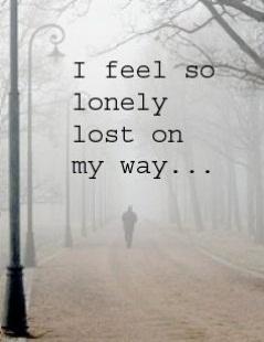 sad lines by alone boy