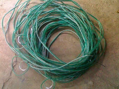 Cek kabel putus di tengah tengah