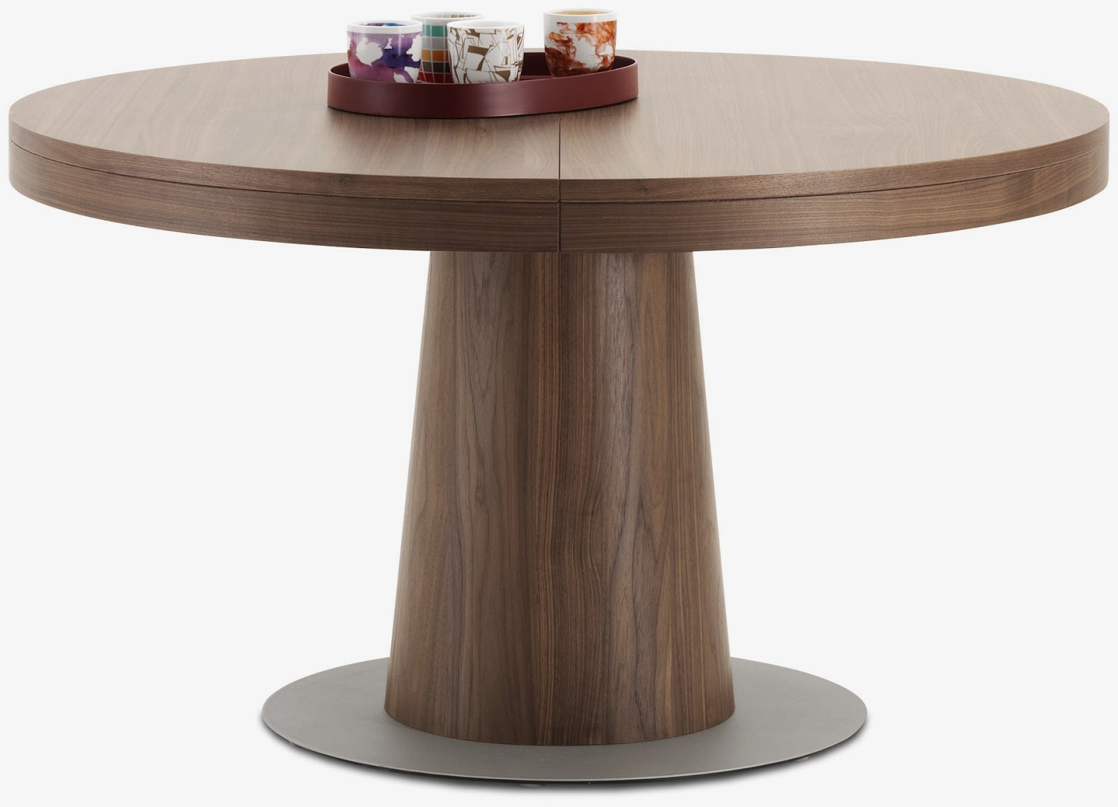 Studio annetta january 2014 for One leg dining table