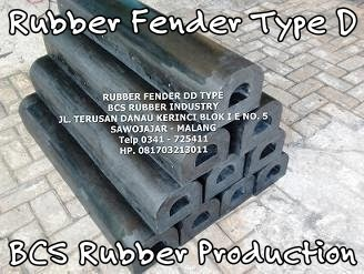 Gallery Product Rubber Fender  D- BCS Rubber Industry