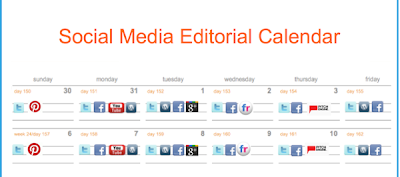 How to Create a Social Media Editorial Calendar