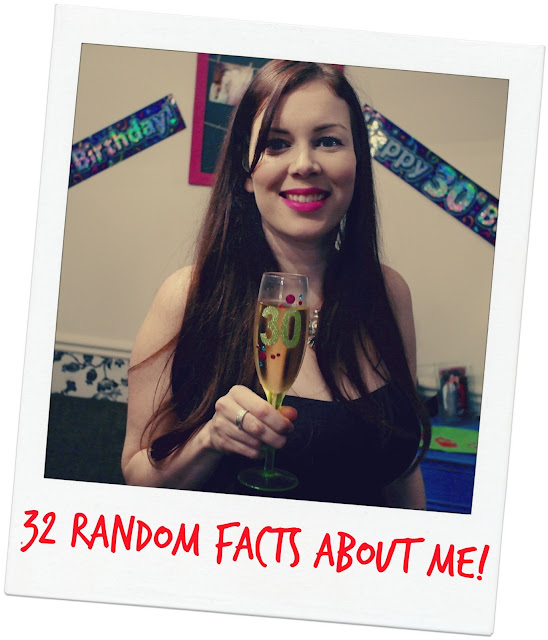 Random facts about me, Nicki Kinickie, Blog, lbloggers, All about me, Essex, Get to know me,