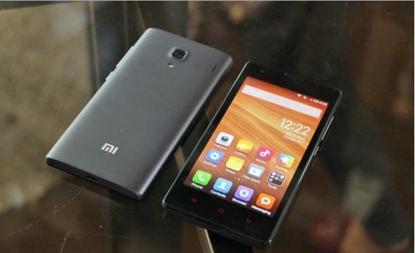 Xiaomi Redmi 1S phone