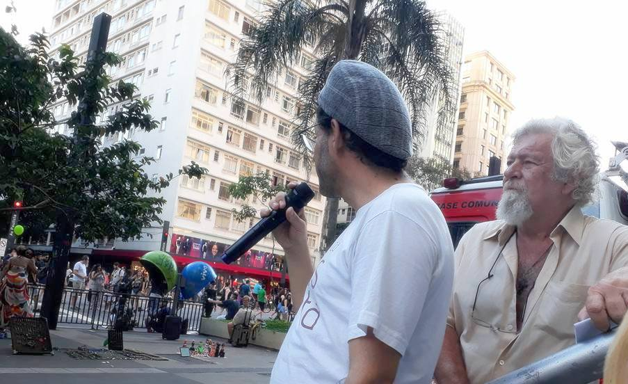 Sarau da Paulista Março 2018