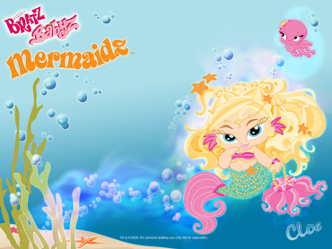 #3 Bratz Babyz Wallpaper