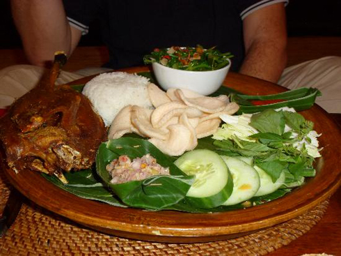 Cafe Wayan Ubud Indonesian Food