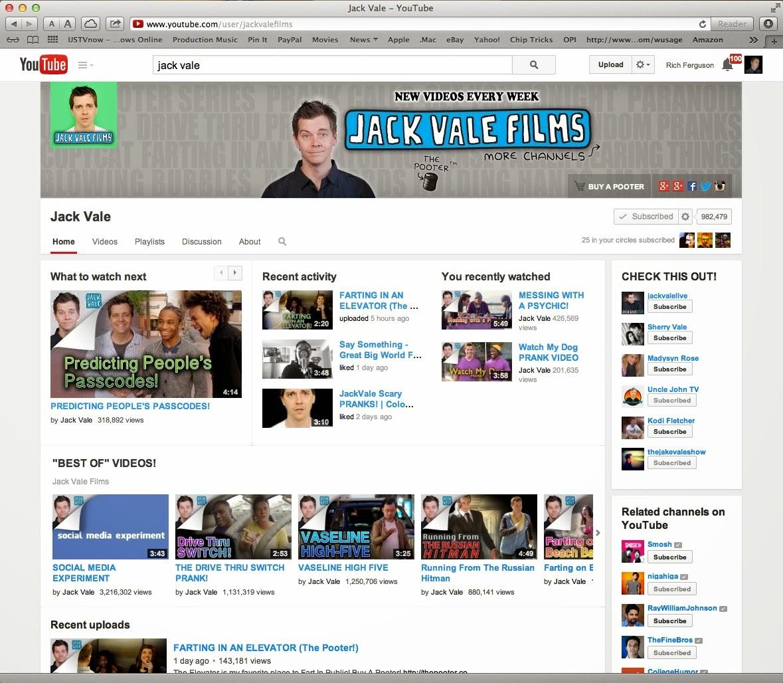 Pranking it Forward : Prank Videos: Best YouTube Prank Channels