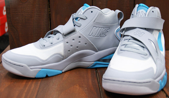 Nike Air Force Max CB 2 Hyperfuse Wolf Grey Gamma Blue-White September 2013 fd52f6386