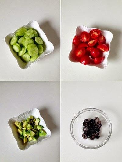 Học cách làm salad rau quả giảm cân cho mùa hè 2