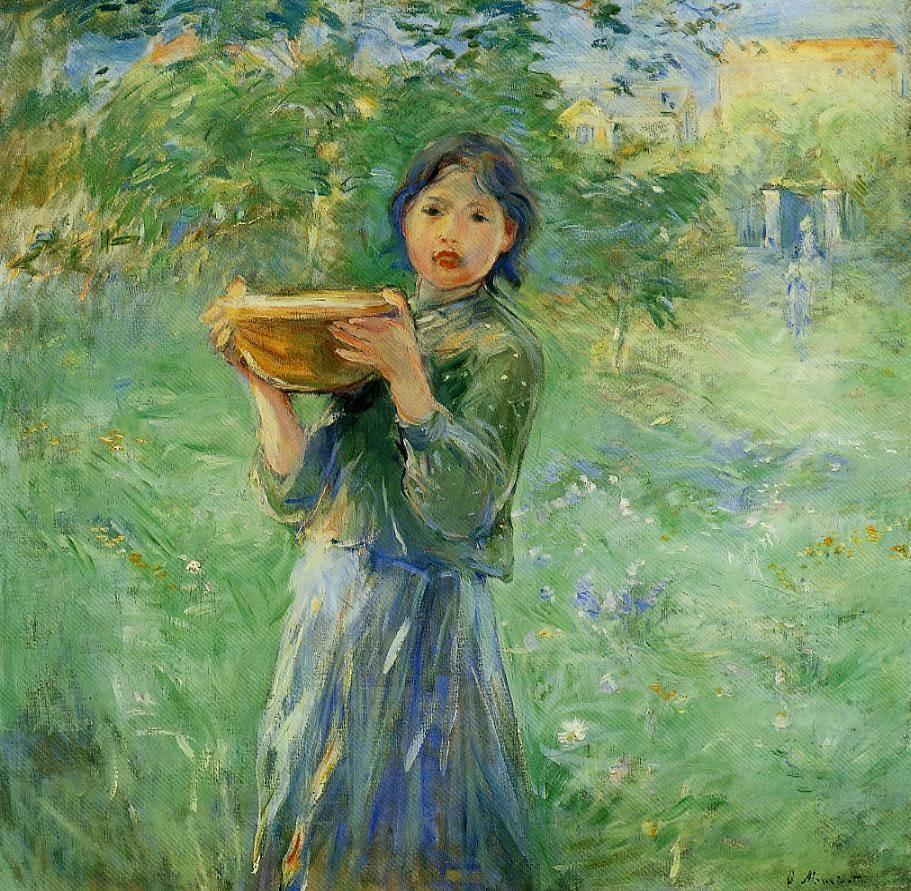 Where is Ariadne?: Berthe Morisot