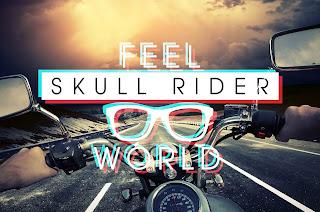 Skull Rider, la marca motera de camisetas y gafas
