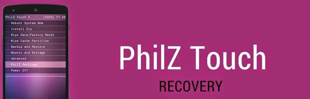 Philz-Recovery-For-Yureka