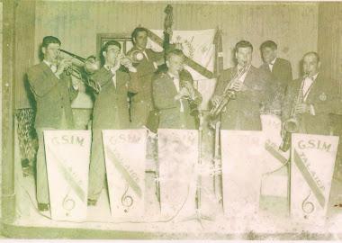 CONJUNTO MUSICAL  GSIMT ANOS 50