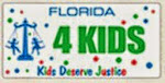 Kids Deserve Justice Specialty License Plate