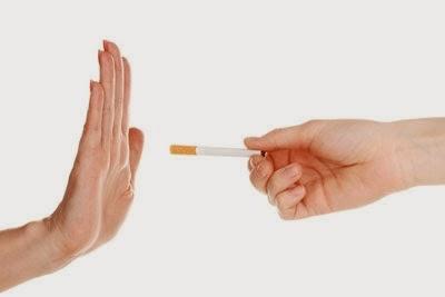 katakan tidak pada rokok untuk kulit cantik