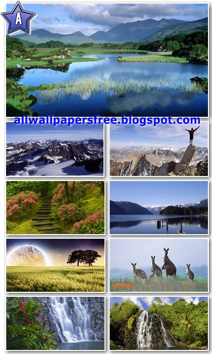 20 Amazing Nature Full HD Wallpapers 1080p [Set 2]