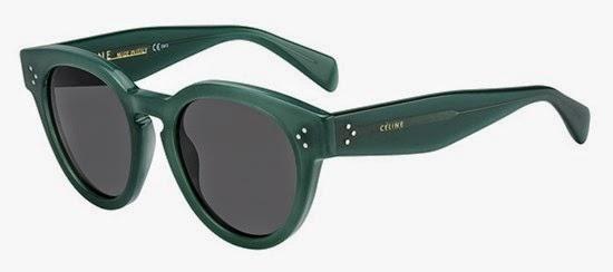 Otticanet: Summer sunglasses? Choose them green!