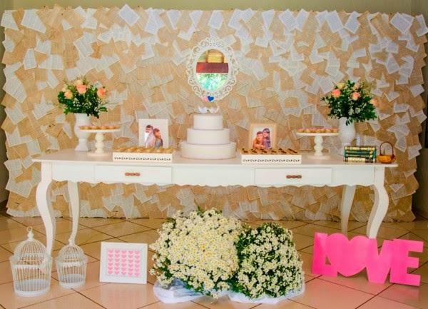 Casamento e Noivado Diy  Casamento DIY Vintage Sáloa ♥ Rafael