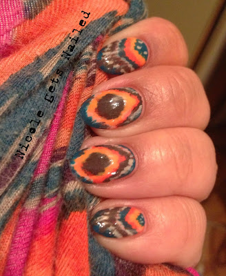 Inspired by Fashion Nails