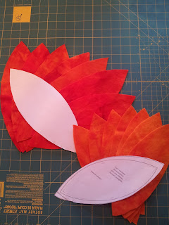 Cutting out sections