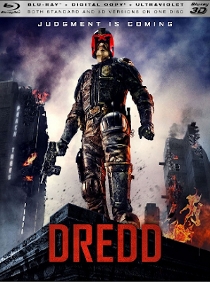 Filme Poster Dredd BDRip XviD & RMVB Legendado