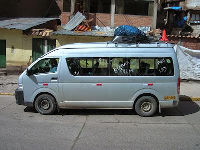 Combi, Perú, La vuelta al mundo de Asun y Ricardo, round the world, mundoporlibre.com