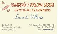 PANADERÍA LUCENDO VILLARÍN