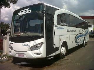 tarif cater bus pariwisata murah di surabaya